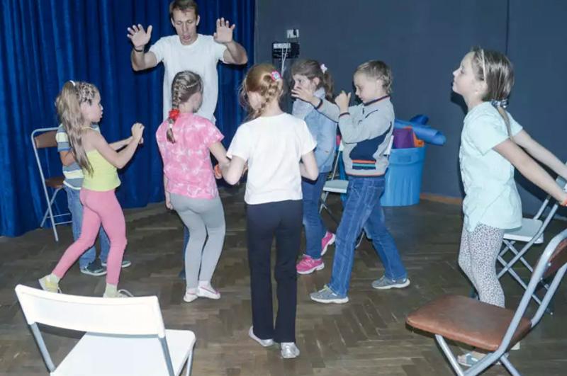 """Летний городской творческий лагерь для детей """"Актер и Ко"""""""
