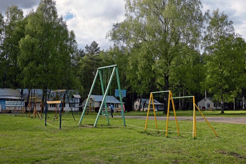 детский лагерь Огонек