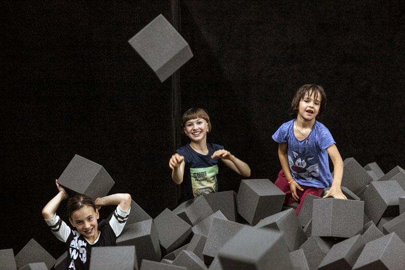 батуты для детей цены до 4 500 фото