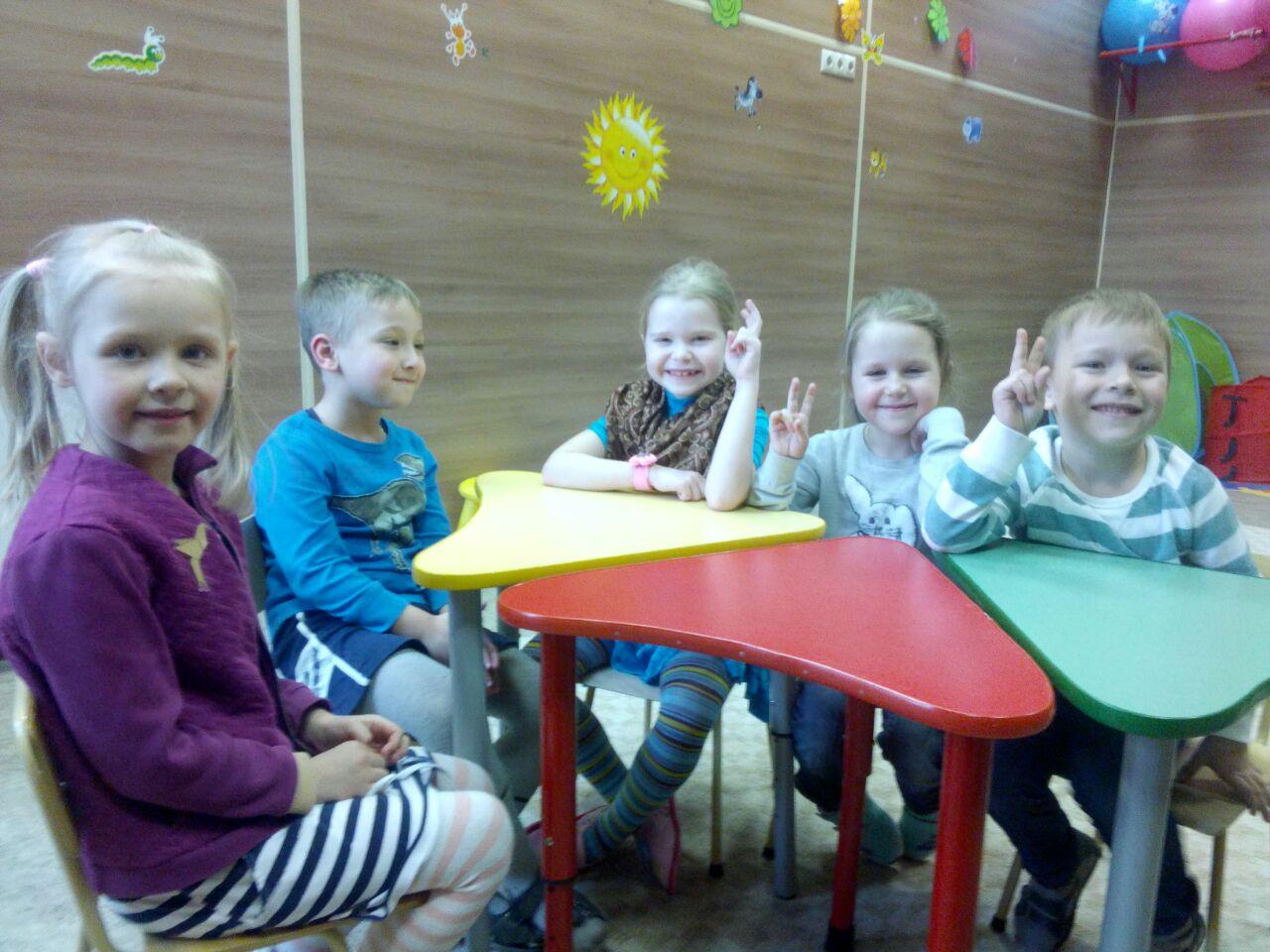 Детский сад Английский в движении