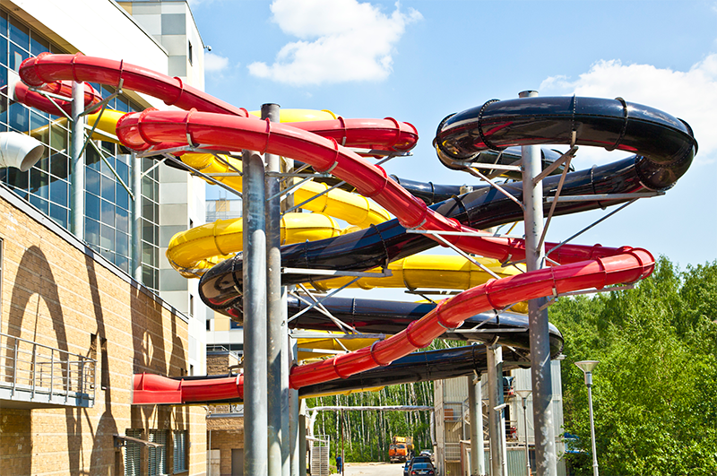 Все аквапарки для детей в Москве: адреса, цены, сайты