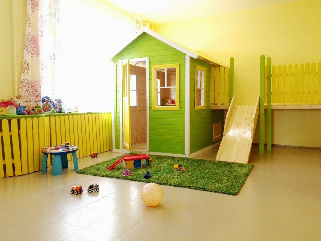 Детский сад Ясельки