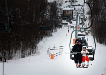 Лучшие горнолыжные склоны Москвы и Московской области: где кататься взрослым и детям