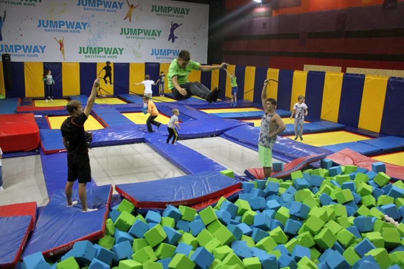 Батутный клуб JumpWay