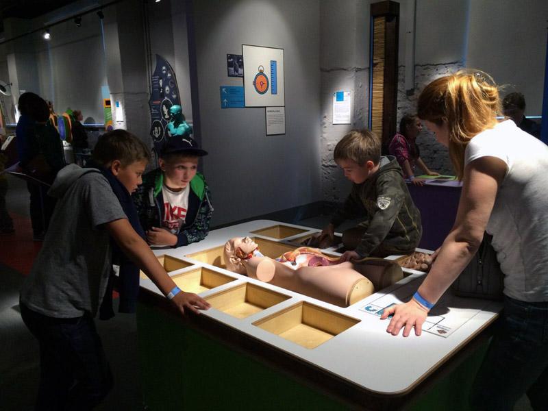 Интерактивный музей «Живые системы»
