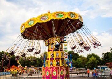 10 московских парков аттракционов для детей