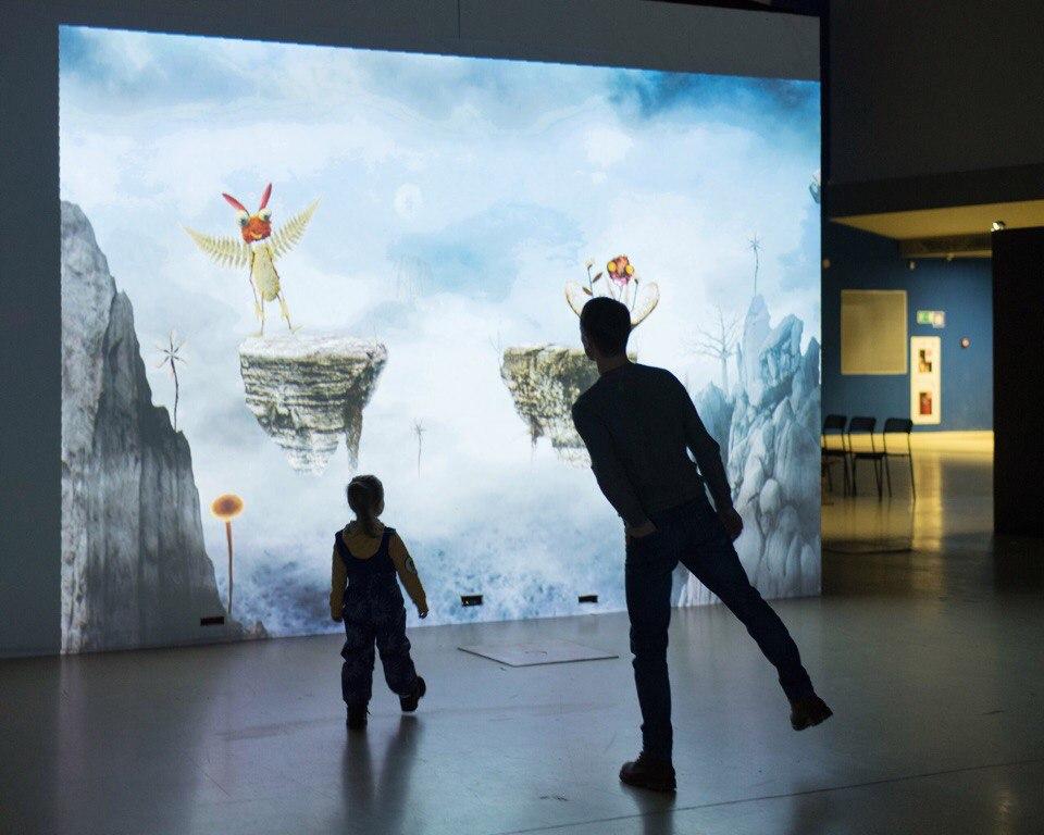 Парк аттракционов виртуальной реальности Витруалити
