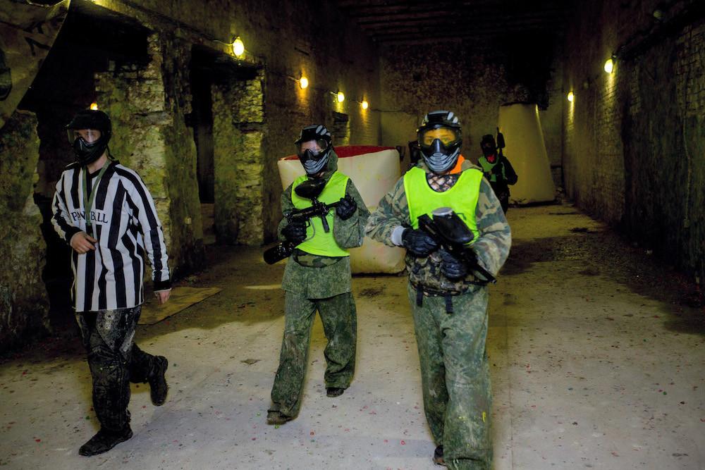 Подземный клуб Лабиринт