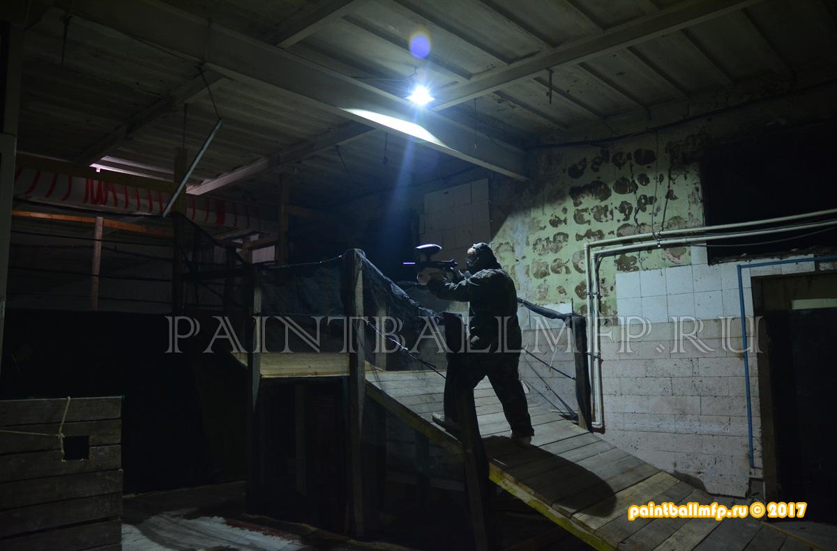 Пейнтбольный клуб Водный стадион