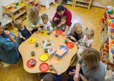 Все детские сады, работающие по системе Монтессори в Москве: группы короткого пребывания и на полный день