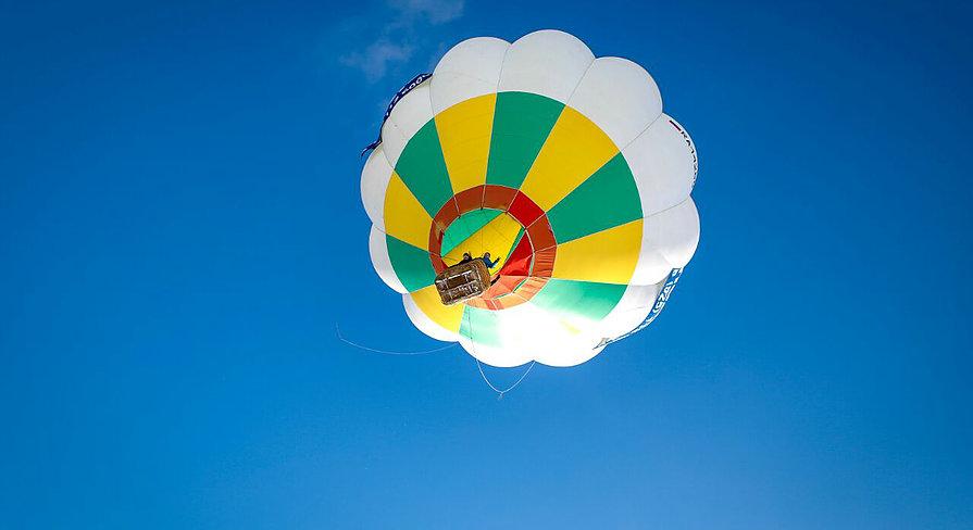 Где можно и сколько стоит полетать на воздушном шаре в Москве и области