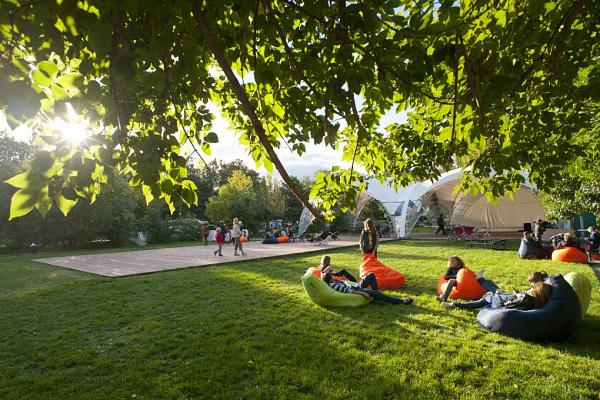 Лучшие парки Москвы для прогулок с детьми и не только