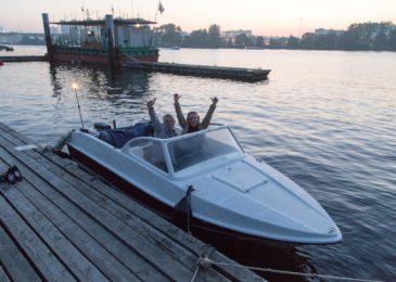 Как и где взять напрокат яхту или катер в Москве и Подмосковье —  с капитаном или без