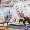 Где и сколько стоит поиграть в бампербол в Москве: все площадки