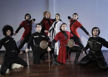 Где во взрослом возрасте научиться грузинским танцам: все школы и студии Москвы
