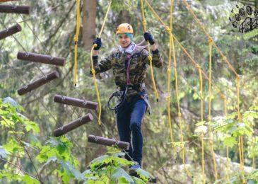 ПандаПарк — сеть веревочных парков