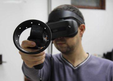 Визит в клуб виртуальной реальности OMG VR в Москве