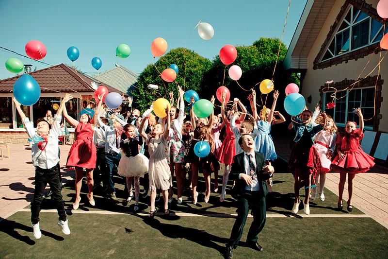 Где отметить выпускной начальных классов в Москве?
