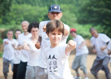 Десять причин отдать ребенка изучать кунг-фу (ушу) Шаолиня